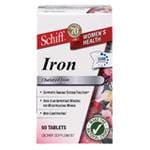 Schiff Women's Health Iron Chelated 60 tabs