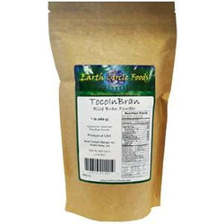 Earth Circle Organics TocoInBran Rice Bran Powder - 1 lb.