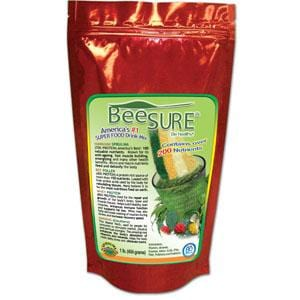 True Organics Bee Sure Super Food Drink Mix - 16 ozs.