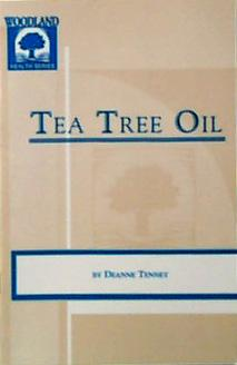 Books Tea Tree Oil - 1 book