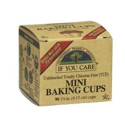If You Care Mini Baking Cups 1 5/8 in. - 90 cups