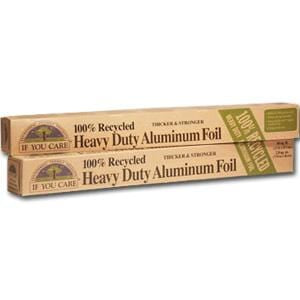 If You Care Aluminum Foil, Heavy Duty 100% Recycled - 12 x 30' roll