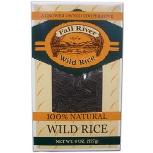 Fall River Wild Rice - 12 x 8 ozs.