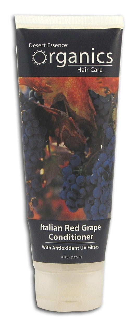 Desert Essence Italian Red Grape Conditioner Organic - 8 ozs.