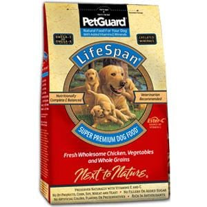 PetGuard Dog Food, Lifespan Fresh Chicken For All Ages - 18 lbs.