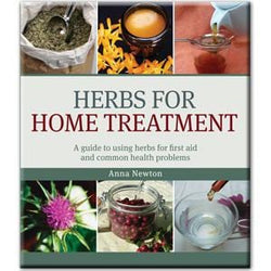 Books Herbs for Home Treatment - 1 book