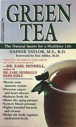 Books Green Tea The Natural Secret - 1 book