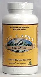 Mt. Capra CapraZyme - 90 caps