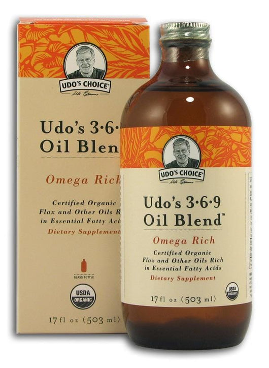 Flora Udo's Choice Ultimate Oil Blend - 17 ozs.