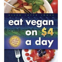 Books Eat Vegan On $4 A Day - 1 book
