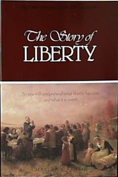 Books Story of Liberty - 1 book