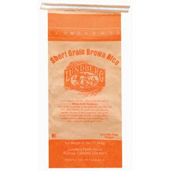 Lundberg Rice, Short Grain, Brown, Eco-Farmed - 25 lbs.