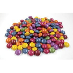 Bulk Chocolate Rainbow Drops, All Natural - 5 lbs.