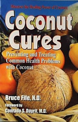 Books Coconut Cures - 1 book