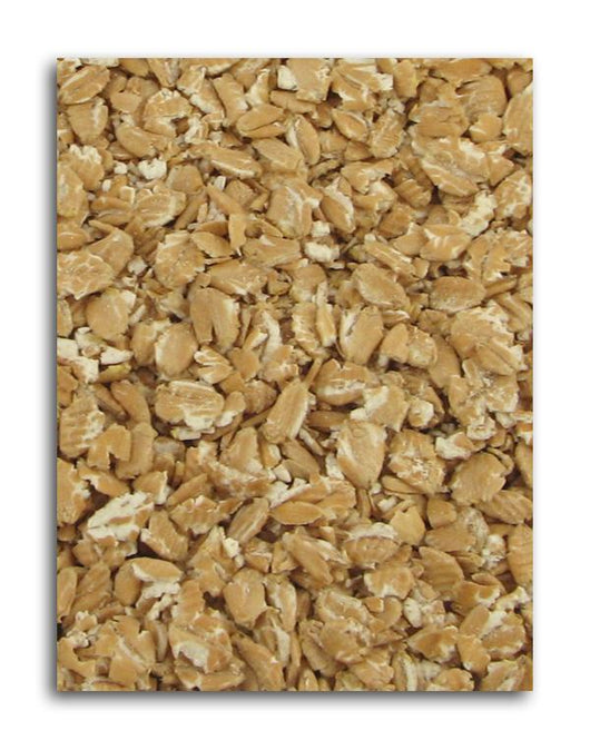 Montana Milling Wheat Rolled Flakes Organic - 25 lbs.