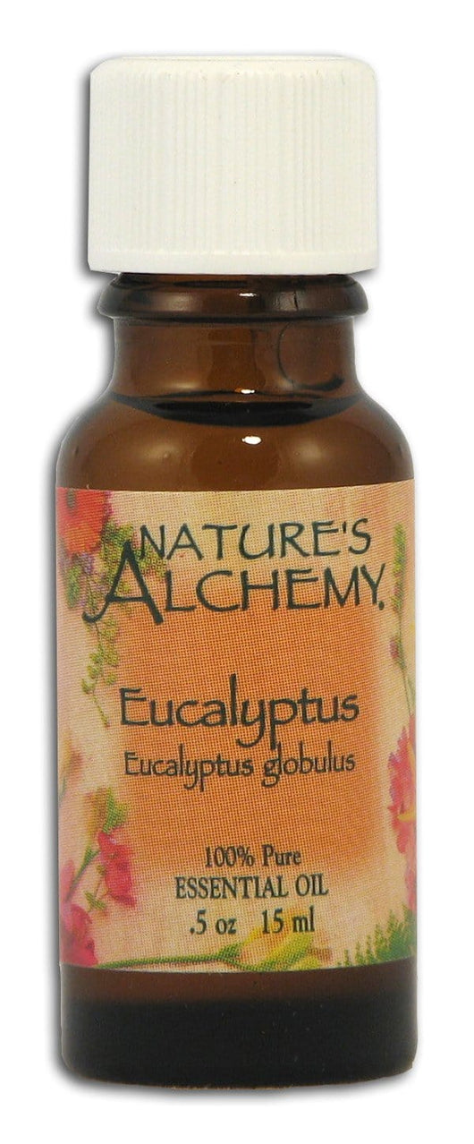 Nature's Alchemy Eucalyptus - 0.5 oz.