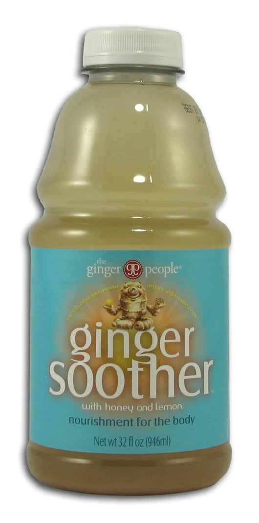 Ginger People Ginger Soother - 12 x 32 ozs.
