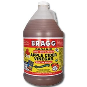 Bragg's Apple Cider Vinegar Organic - 1 gallon