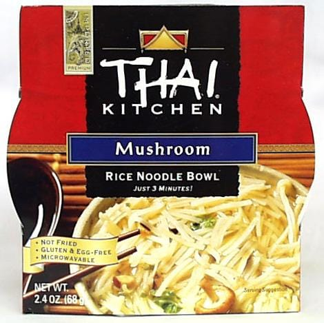 Dr. McDougall's Right Foods Asian Entree Thai Peanut Noodles - 6 x 1.9 ozs.
