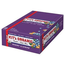 Clif Bar Kit's Organic Berry Almond Fruit & Nut Bar - 12 x 1.73 ozs.