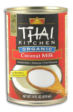 Thai Kitchen Coconut Milk - Organic - 12 x 14 ozs.