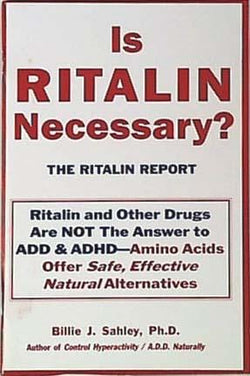 Pain & Stress Center Is Ritalin Necessary? - 1 book