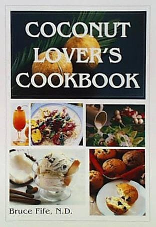 Books Coconut Lovers Cookbook - 1 book