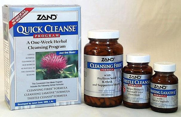 Zand Quick Cleanse Kit - 1 kit