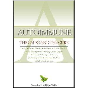 Books Autoimmune The Cause and The Cure - 1 book