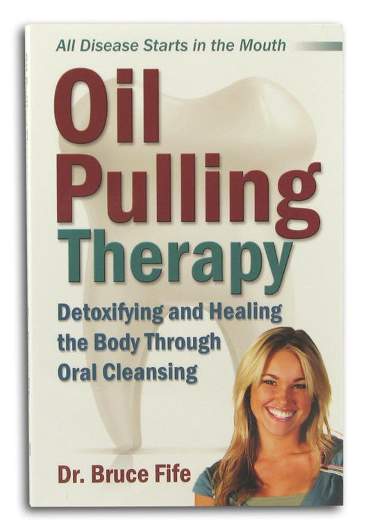 Books Oil Pulling Therapy - 1 book