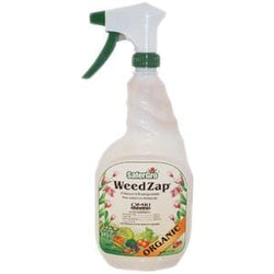 SaferGrow Weed Zap Biodegradable Non-selective Herbicide, Organic - 32 ozs.
