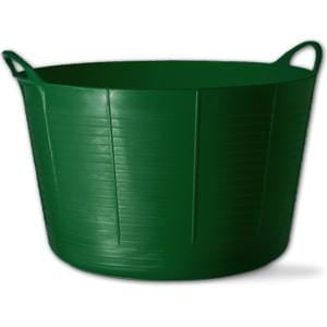 Tubtrugs LLC Containers, Flexible, 19.5 Gallon Ex-Large, Green - 1 unit