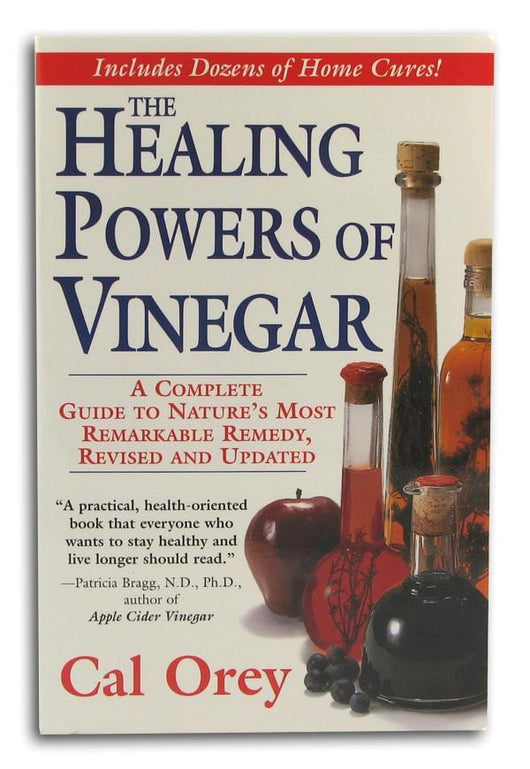 Books The Healing Powers of Vinegar - 1 book