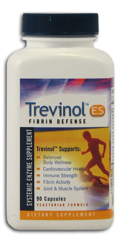 Landis Revin Trevinol ES Fibrin Defense 500 mg. - 90 caps