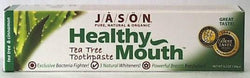 Jason Healthy Mouth Toothpaste Cinnamon - 4 ozs.