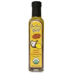 Garlic Gold Garlic Meyer Lemon Vinaigrette, Organic - 8.44 ozs.