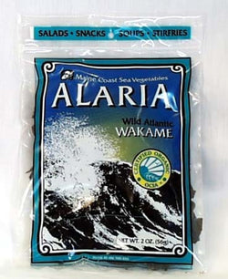 Maine Coast Alaria - Whole Plant Organic - 2 ozs.