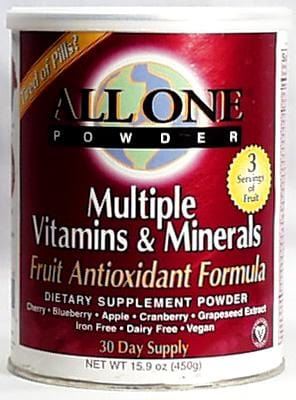 All-One Fruit Antioxidant Formula - 15.9 ozs.