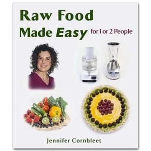Books Raw Foods Made Easy for 1 or 2 People - 1 book