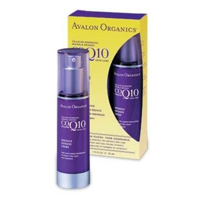 Avalon Active CoQ10 Wrinkle Defense Creme - Broad Spectrum SPF 15 - 1.75 ozs.