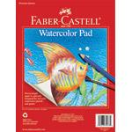 Faber Castell Paper Watercolor Pad 9