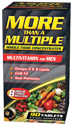 American Health More Than A Multiple For Men - 90 tablets