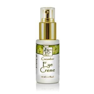 Kettle Care Cucumber Eye Cream - 1.1 ozs.