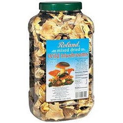 Roland Foods Mushrooms, Wild, Dried - 16 ozs.