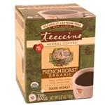 Teeccino Maya Herbal Coffee Chocolate 10 ct tee-bags