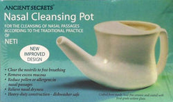Ancient Secrets Nasal Cleansing Pot - 1 pot