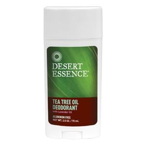 Desert Essence Deodorant Tea Tree with Lavender - 2.5 ozs.