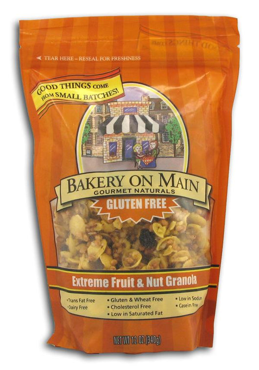 Bakery on Main Extreme Fruit & Nut Granola (GF) - 12 ozs.