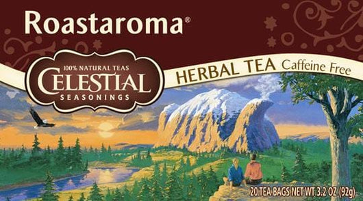 Celestial Seasonings Roastaroma Tea - 1 box