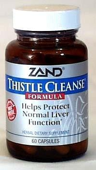 Zand Thistle Cleanse - 30 caps